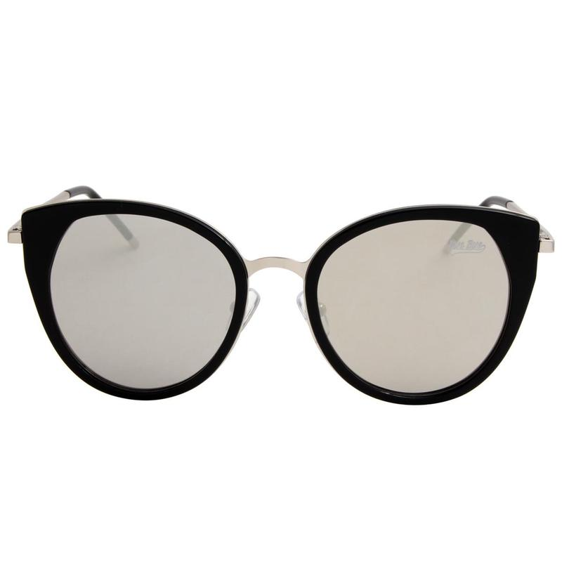 Oculos de sol feminino gatinho preto espelhado - R  149.90,  4314 ... 864f929a73