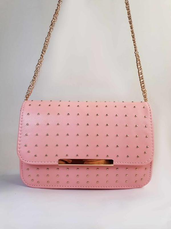 0cb8961717e28 Bolsa bag marcela rosa - bolsa feminina