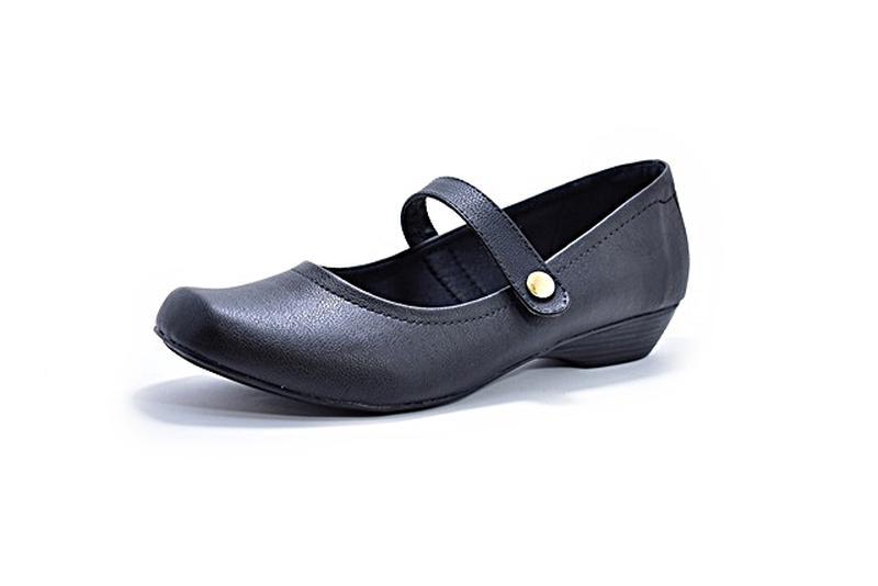 8afc805abf Sapato feminino salto baixo boneca renata della vecchia numeração especial  40