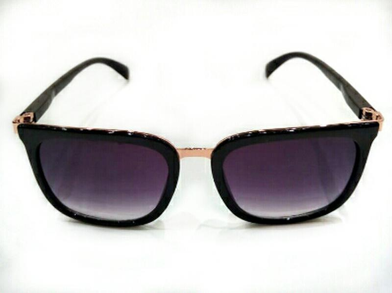 Óculos feminino de sol quadrado degrade com proteção uv400 - R ... cb4bea552f