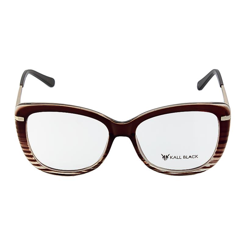 fd6aba6812072 Armação óculos de grau feminino kallblack af5001 - R  189.00,  8917 ...