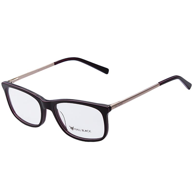Armação óculos de grau feminino kallblack af943 - R  89.00,  8926 ... 4d8e31ffca