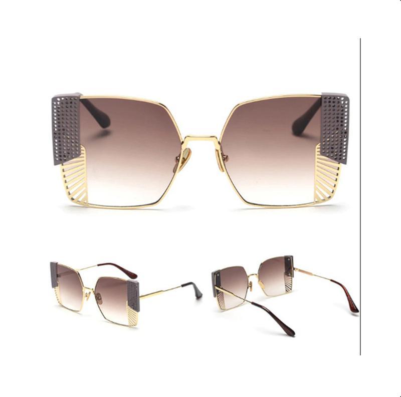 Óculos de sol feminino quadrado luxo - R  88.00,  10627, compre ... fdd61ef749