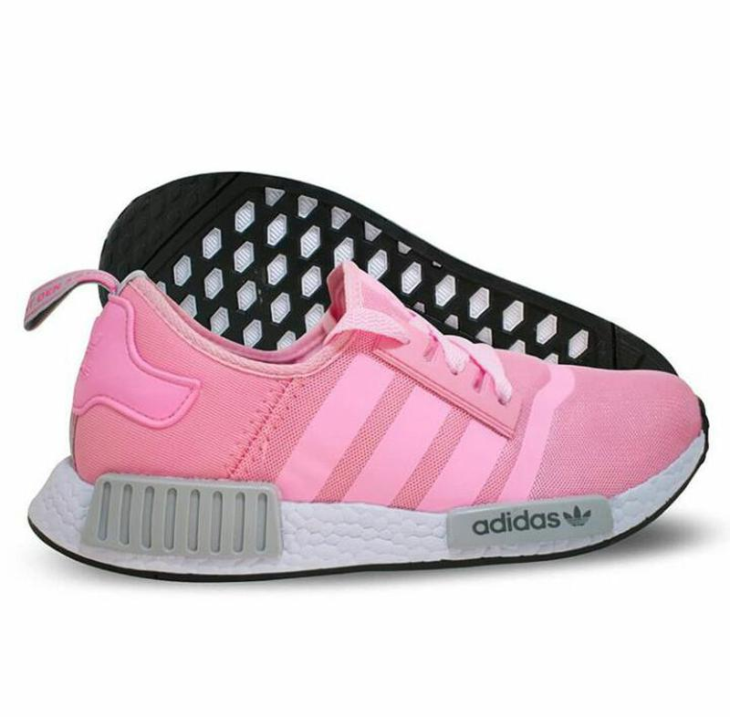 196b24ee5f Tênis adidas nmd runner boost rosa( replica primeira linha ) - R ...