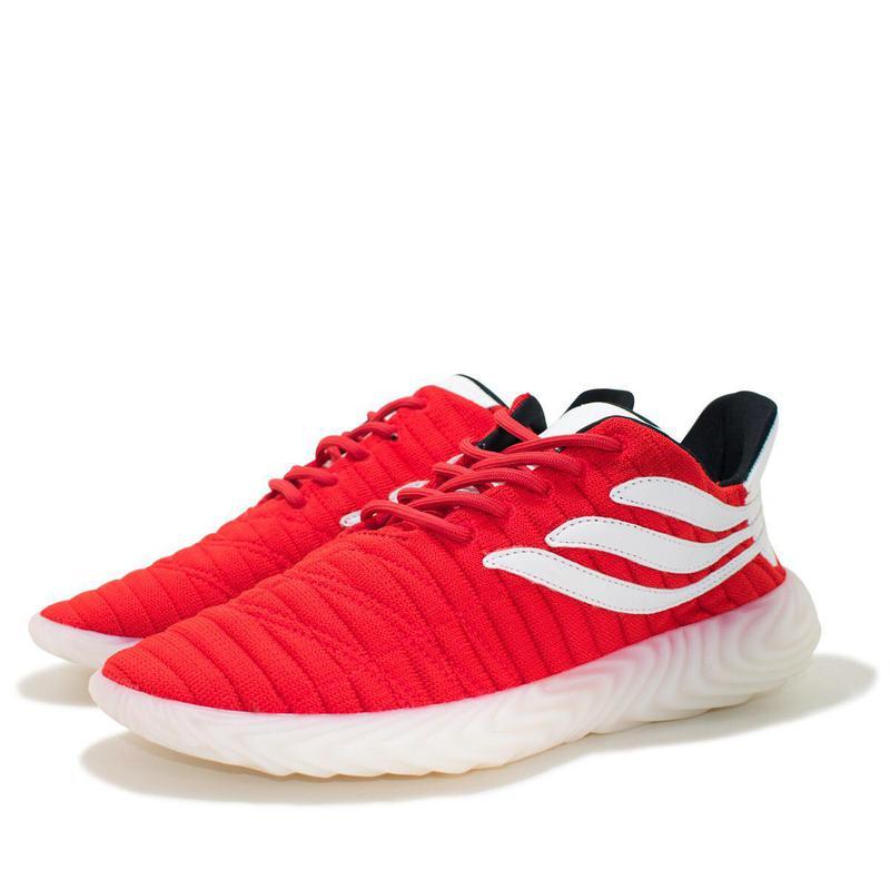 e18ac02f079 Tênis adidas sobakov vermelho - R  229.90 (importado