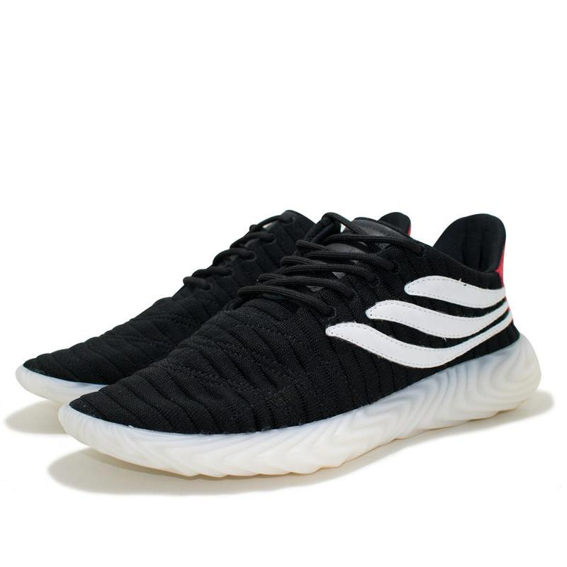 07378906877 Tênis adidas sobakov preto - R  229.90 (importado
