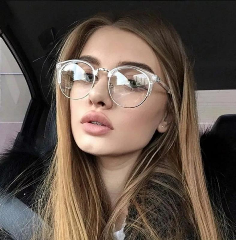 a2be42c67a508 Óculos dia e noite estiloso nerd sem grau redondo round barato - R ...