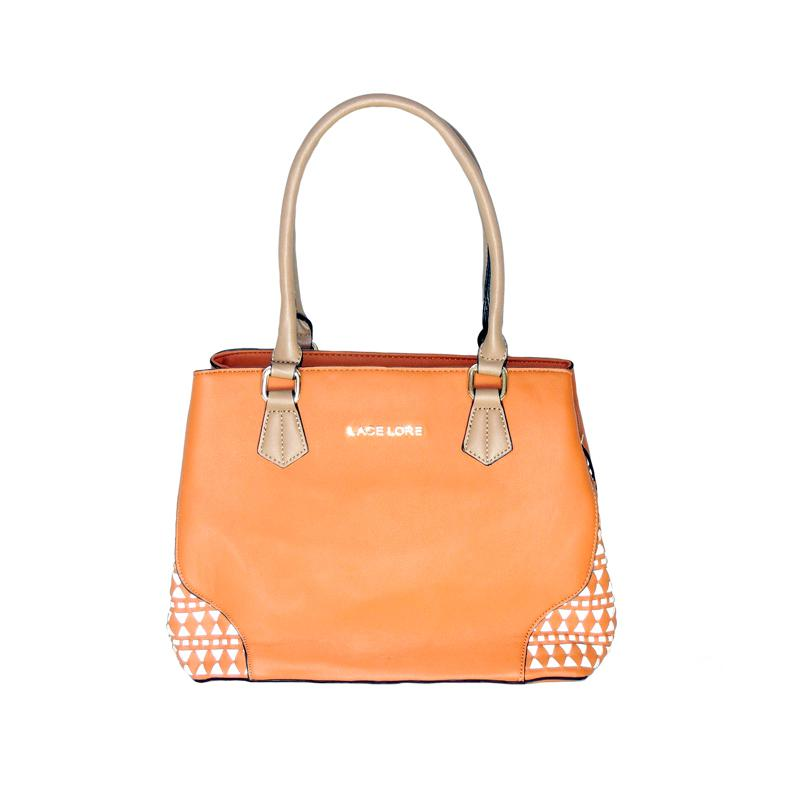 dedaf305bd Bolsa infinity shoes by lace lore caramelo - R  189.90 (tiracolo ...